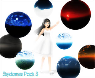 Skydomes volume 3 DL (updated) by kaahgome