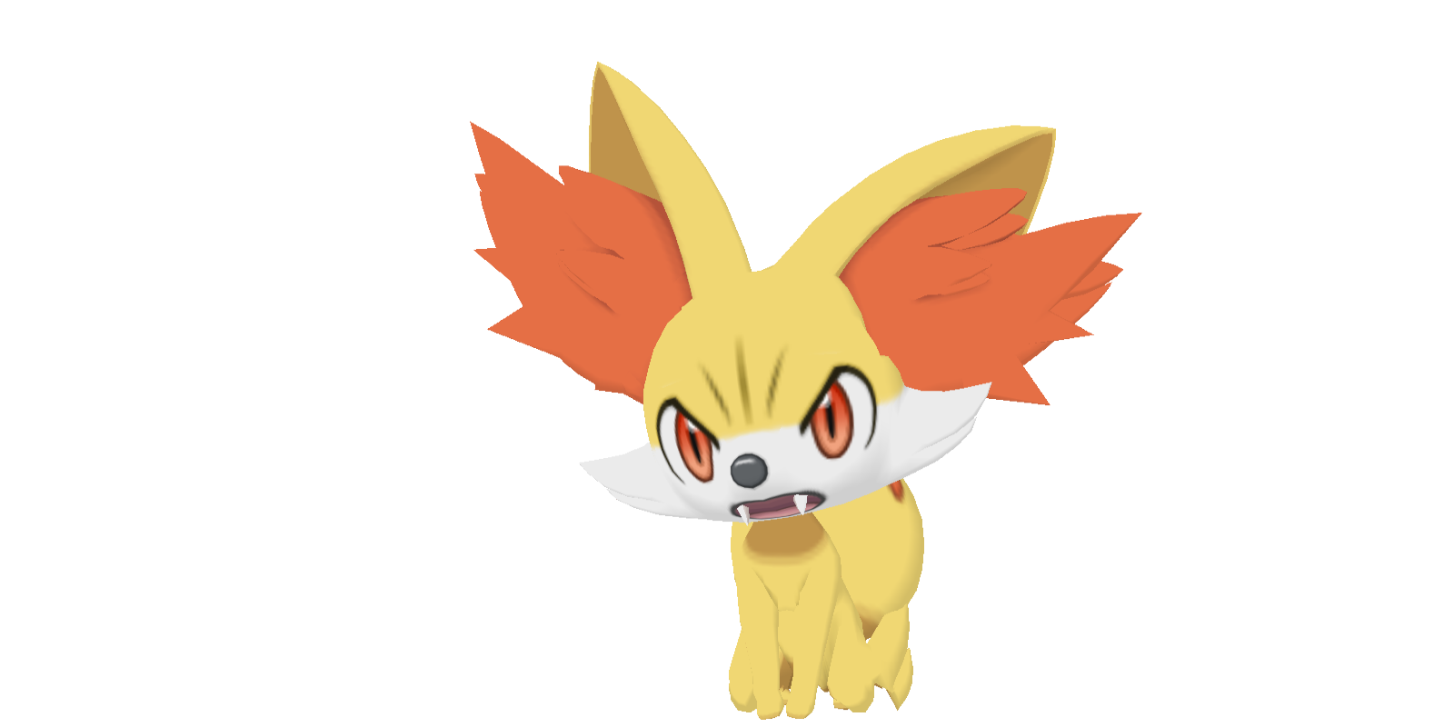 What does fennekin say model download by kaahgome on for Deviantart vrchat avatars
