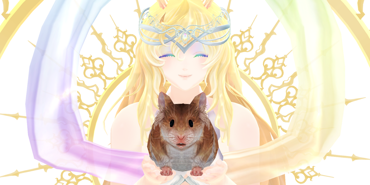 Now this is a fucking hamster right? by kaahgome