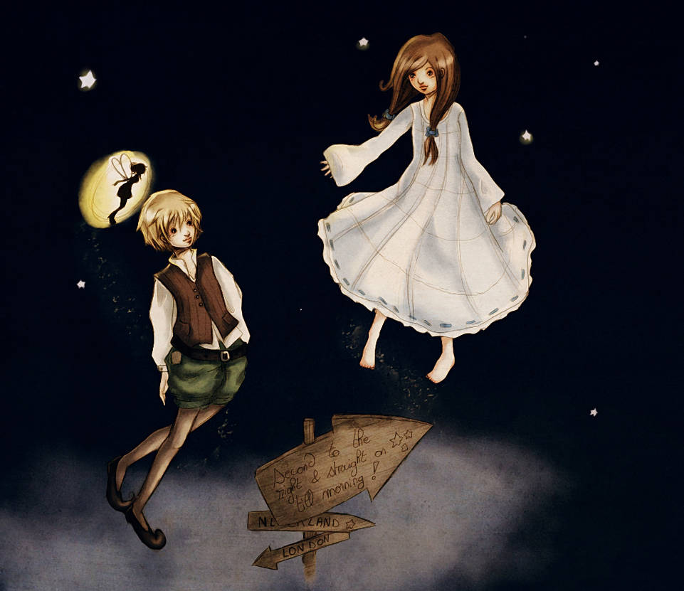 Peter and Wendy