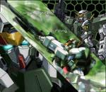 GN 002 - Gundam Dynames