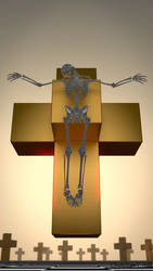 Crucifixion by Christian-Croft