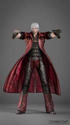 Dante DMC4 by Christian-Croft