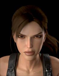 Lara Croft by Christian-Croft