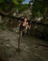 Preparad los desfibriladores - -Tomb Raider-