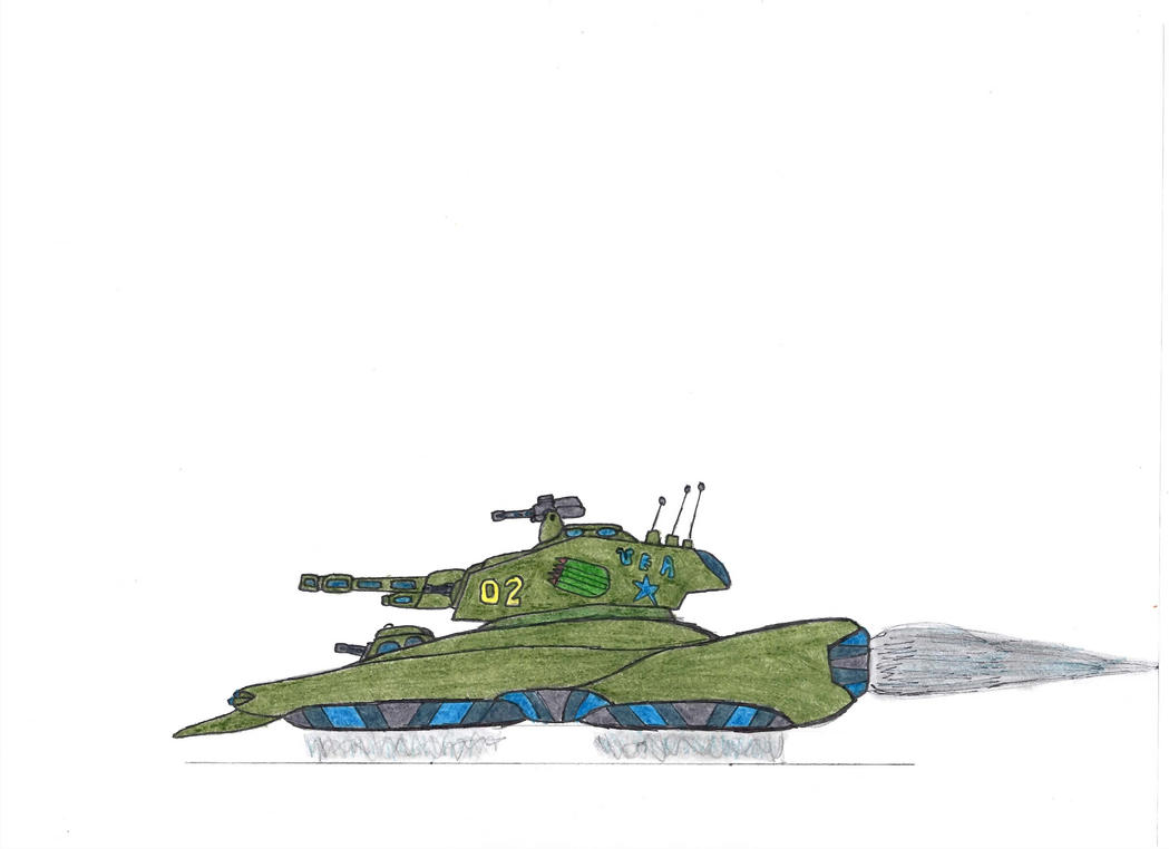 AFG - 01 WIP by tankbuster1