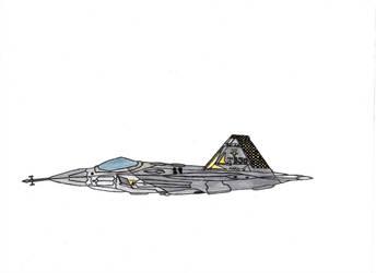 F-xxx combat camoflage scheme by tankbuster1