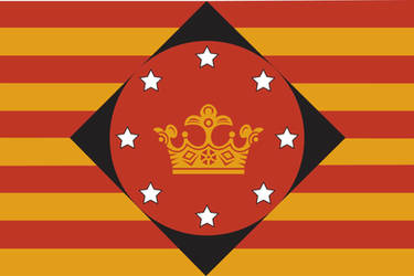 Galadtrian Empire Flag by tankbuster1
