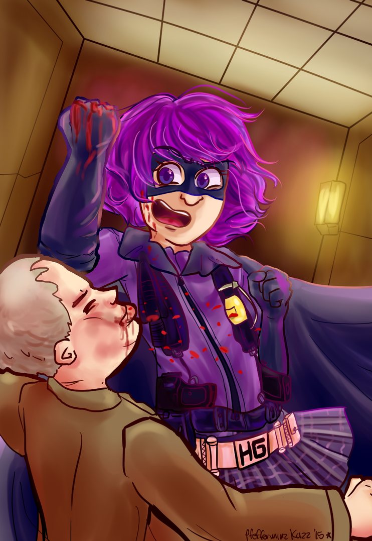 HIT girl by cpcart