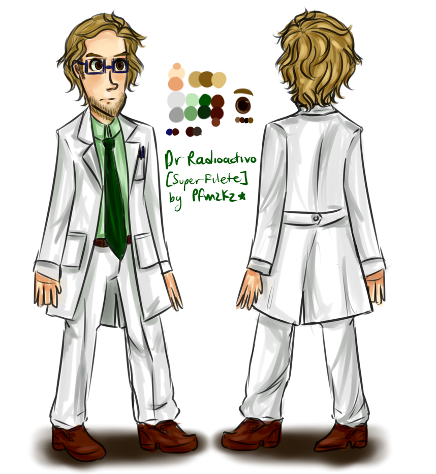 Dr Radioactivo (Reference) by cpcart
