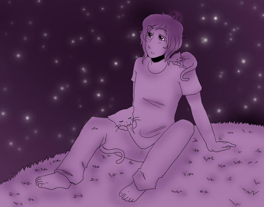 .stargazing. by Alexiel-VIII