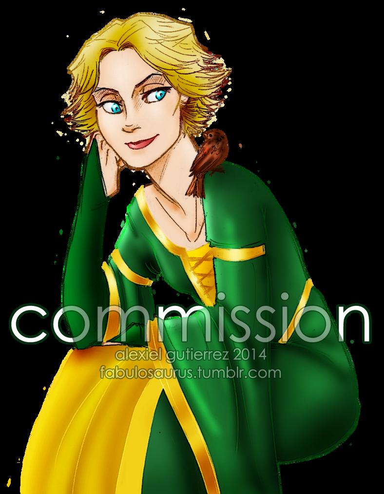 Commission - Wildmage by Alexiel-VIII