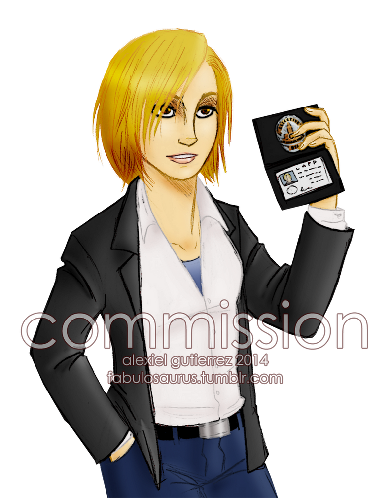 Commission - We have a Warrant by Alexiel-VIII