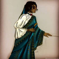 She Who Sees - Darshana of the Raj by Alexiel-VIII