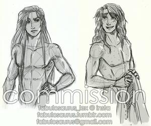 Commission - Bath Day by Alexiel-VIII