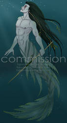 Commission - From the Depths by Alexiel-VIII