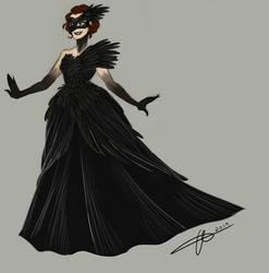Fashion - Lady Crow by Alexiel-VIII