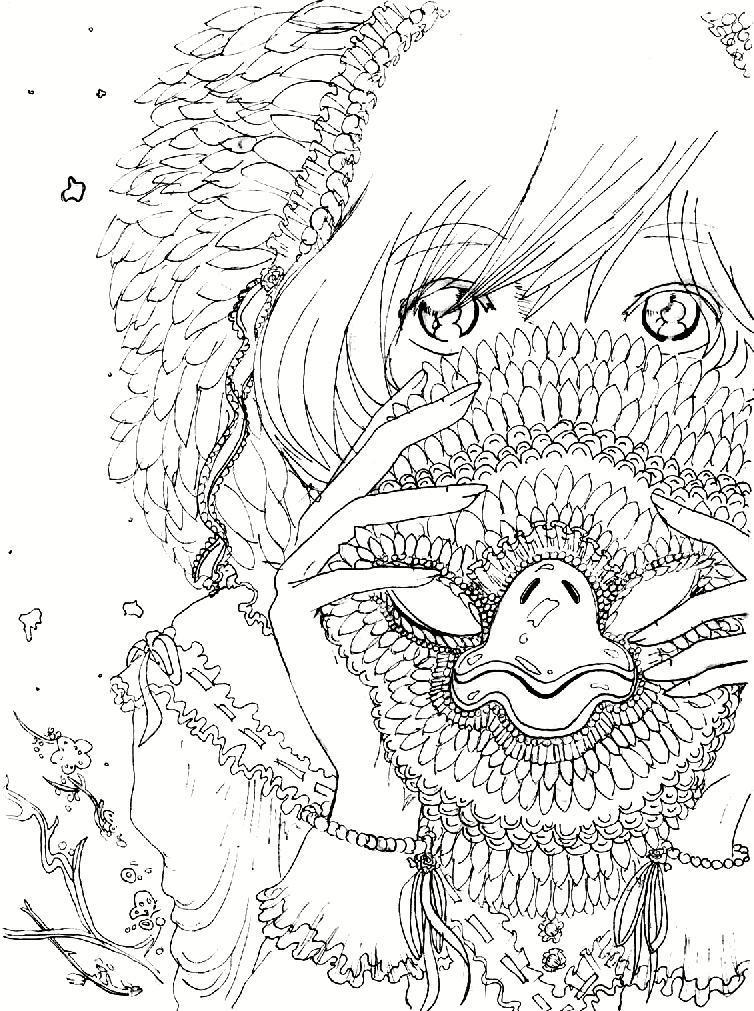 chapter cover- manga idea by akapencilninjas