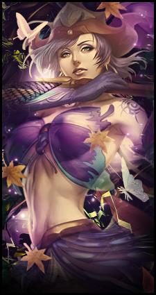 Forest Girl by S-Sasuke