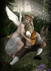 A Midsummer Night's Dream by Guttersnipe-3D