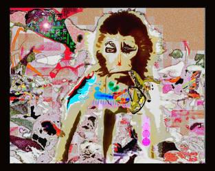 Bad Monkey by LaNimArt