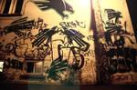 Eagle Stencils by LaNimArt