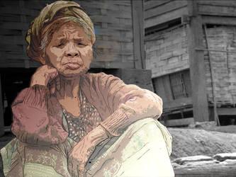 Haj Khanoom by LaNimArt