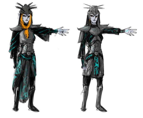 Midna Concept Art Images - Reverse Search