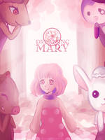 .Dreaming Mary. by wavepaint