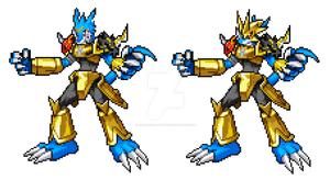 V-Mon Super Armor Evolve
