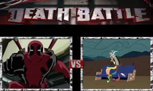 DEATH-BATTLE: Deadpool vs Discord