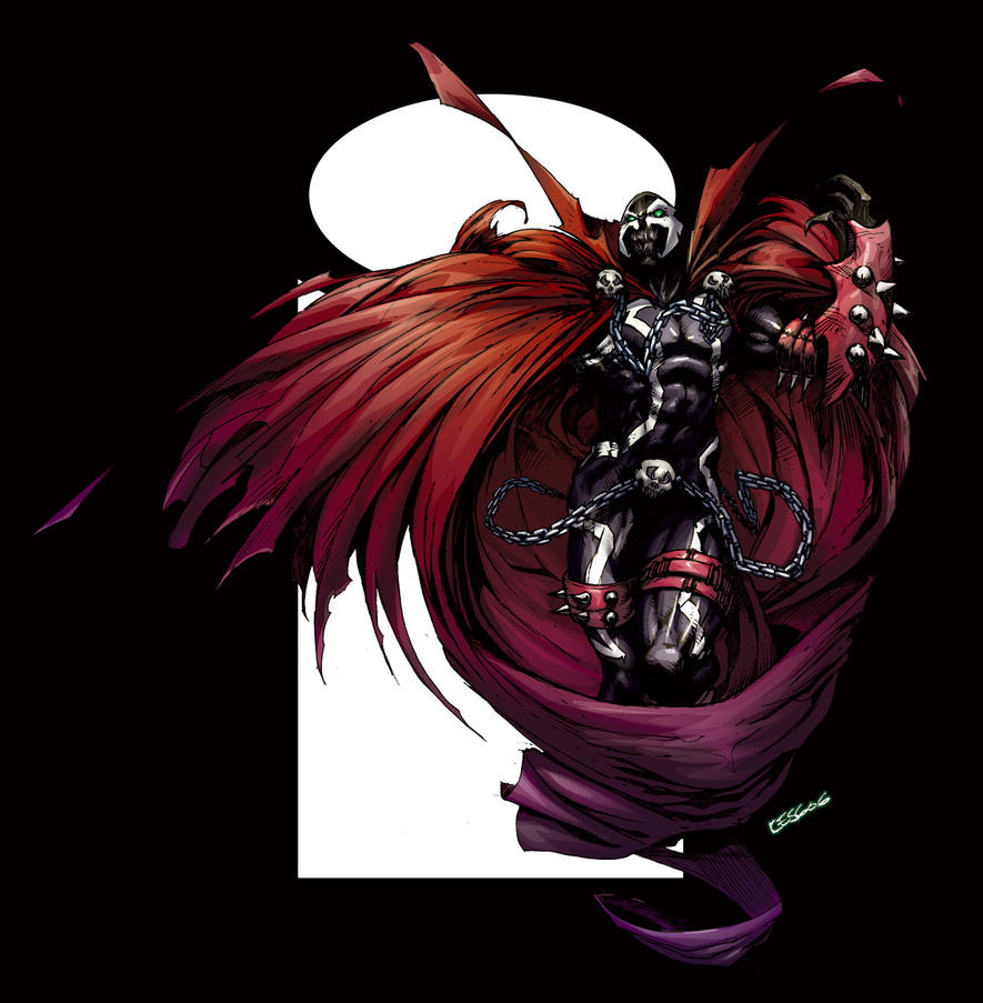 SPAWN by defected-angel on DeviantArt