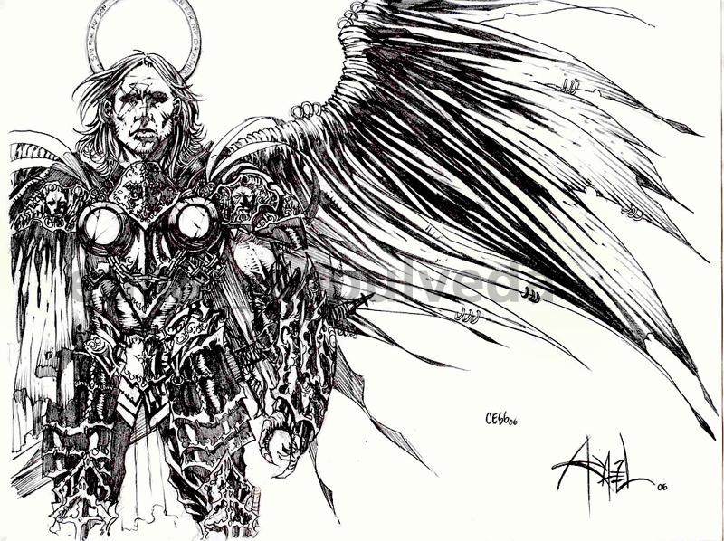 AZAZEL by defected-angel on DeviantArt