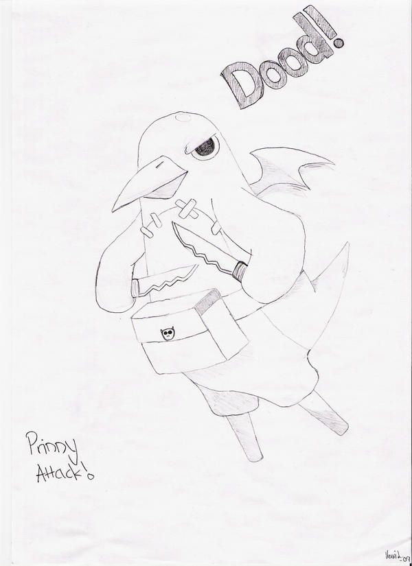 Prinny-time by Colmillos