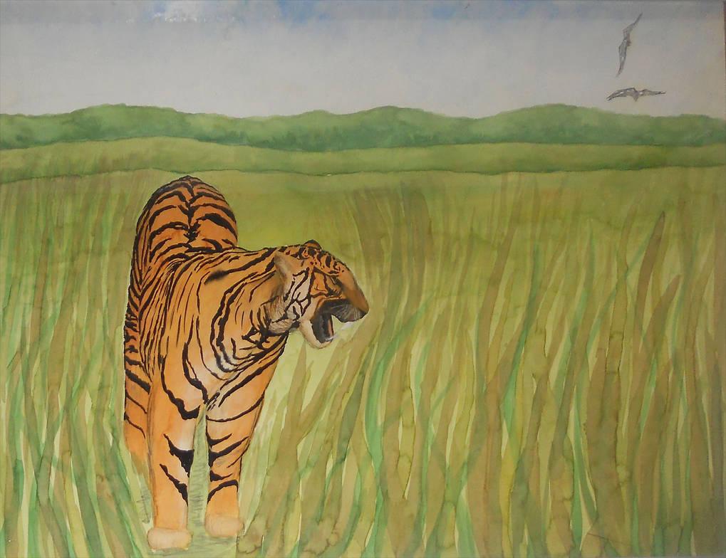 The Roar by AnnaArt89