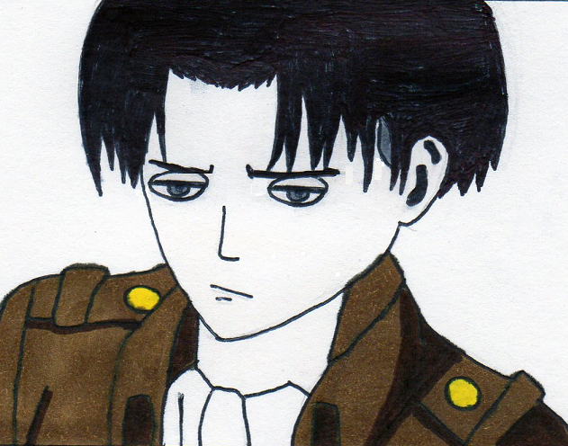 Levi Ackerman by tabby25