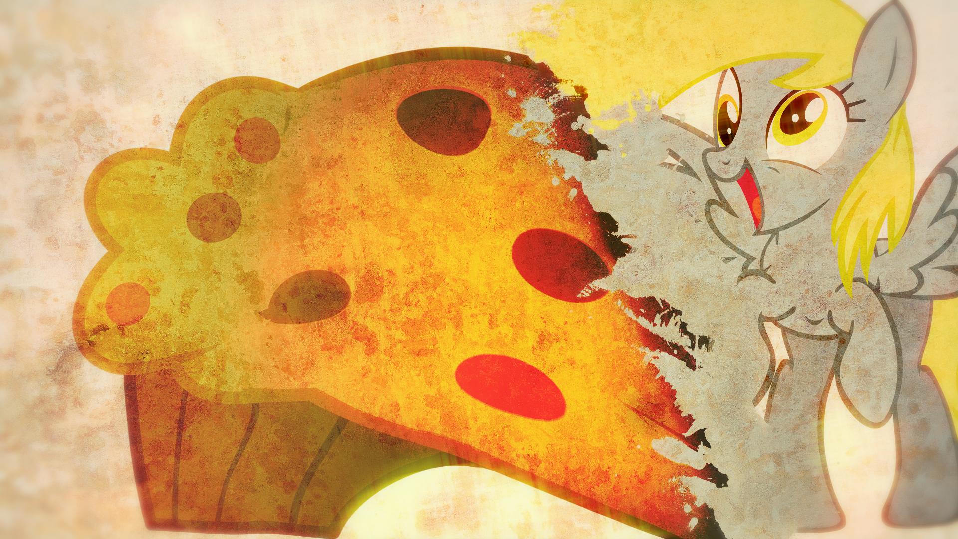 Derpy Likes Muffin by Sasuke0pro