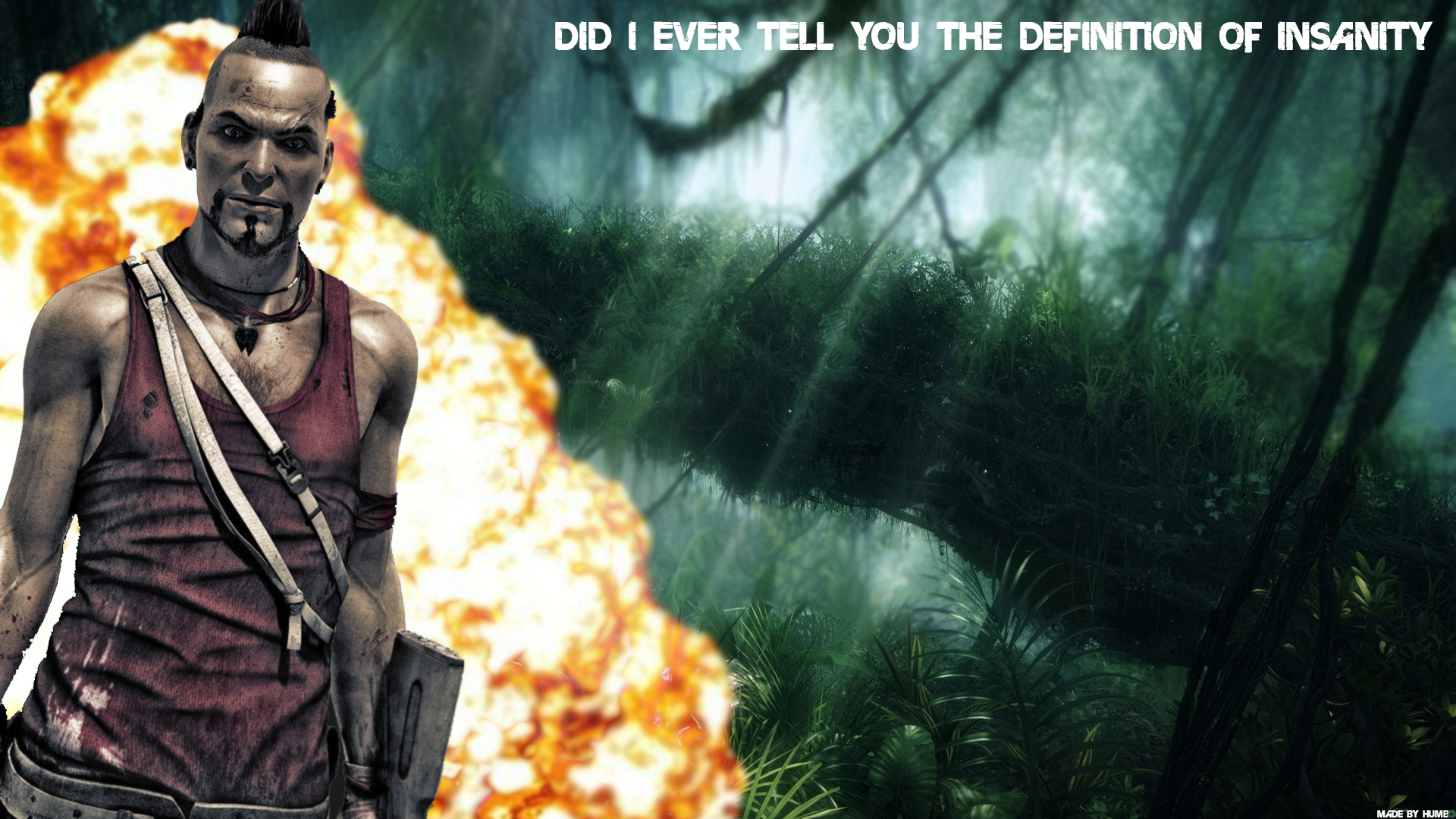 Far Cry 3 Vaas Wallpaper By Humboshot On Deviantart