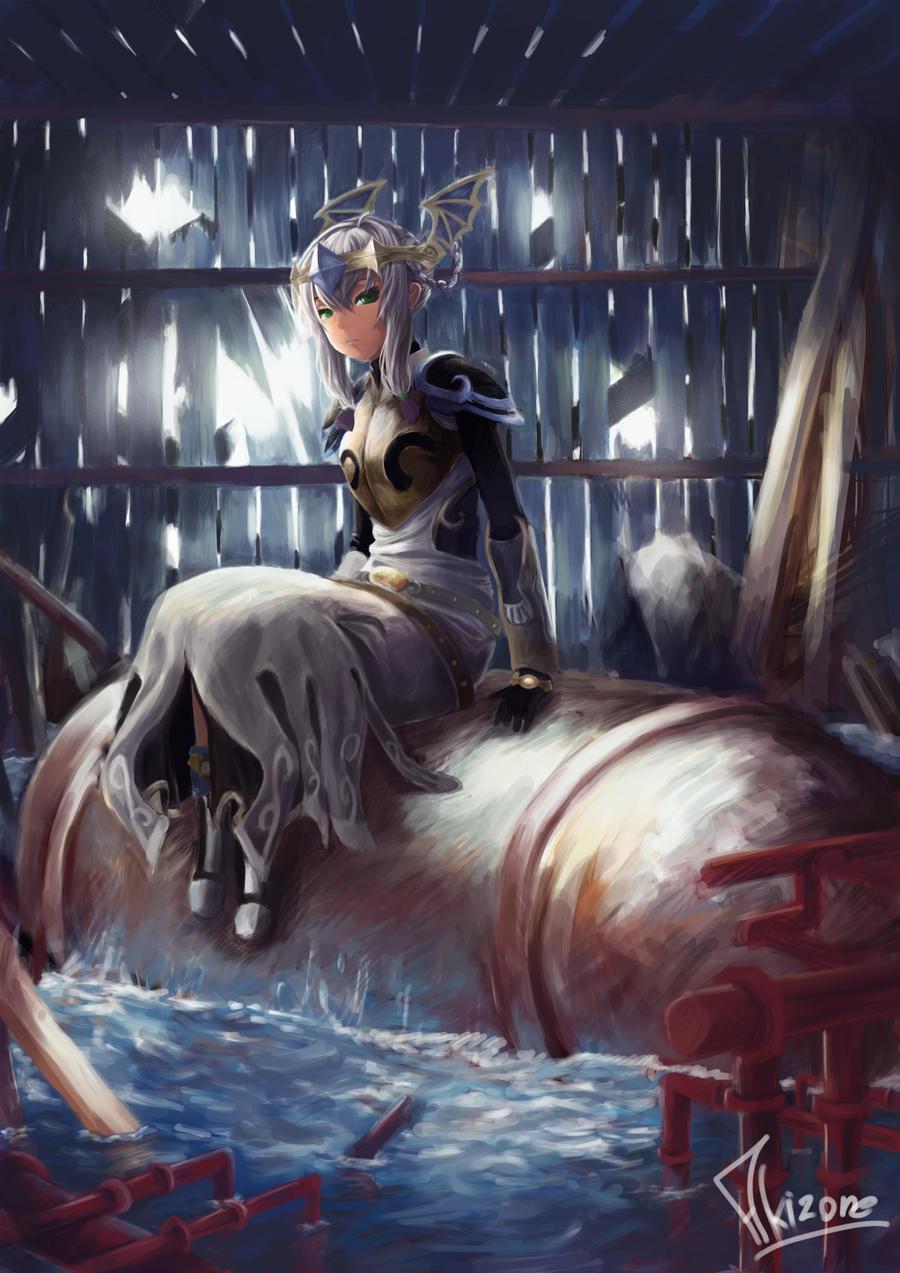 Dragonica by AkiZone
