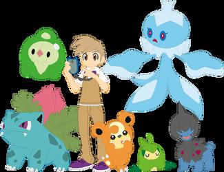 Boo-Boo Pokemon Team by AugieDoggie-Fan-92