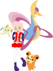 Snulu Pokemon Team by AugieDoggie-Fan-92