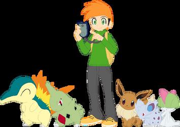 Augie Doggie Pokemon Team by AugieDoggie-Fan-92