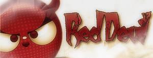 Red Devil Signature