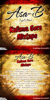 Asa-B Kafama Gore Album Cover