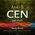 Asa-B - Cen + Album Cover