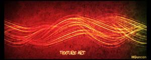 Texture art signature