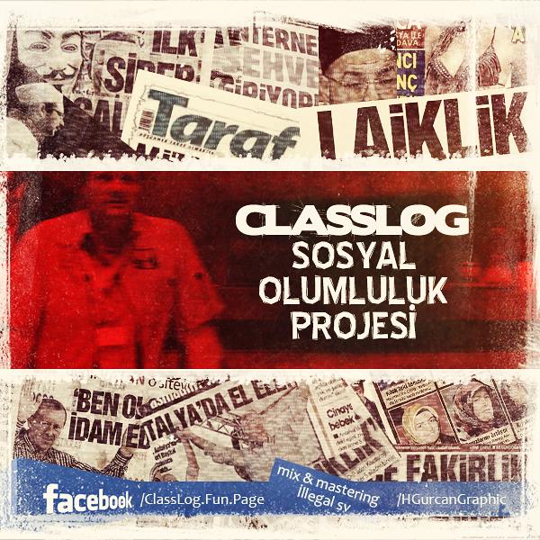 Classlog - Sosyal Olumluluk Projesi