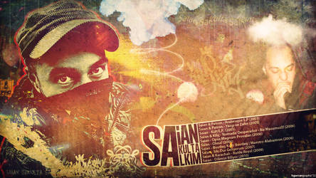 Saian Sakulta Salkim Wallpaper by HGurcan