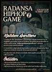 Radansa Hiphop Game