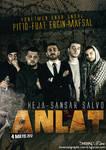 Heja feat. Sansar Salvo - Anlat (Poster)